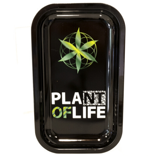 Grand plateau en métal - Plant Of Life - Hashtag CBD Products