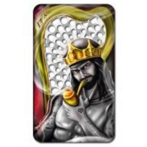 Grinder Card - King - Hashtag CBD Products