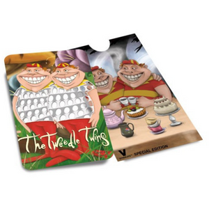 Grinder Card - The Tweedle Twins - Hashtag CBD Products