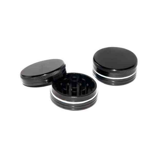 Grinder en métal - 40mm - 2 parties - Hashtag CBD Products