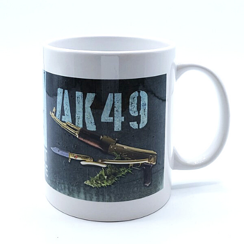 Mug - AK49 - Hashtag CBD Products