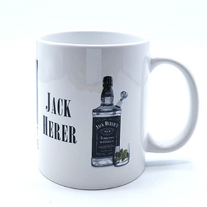 Mug - Jack Herer - Hashtag CBD Products