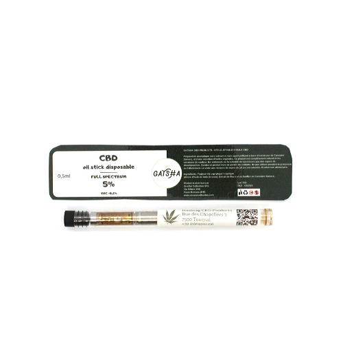Stick jetable CBD - Hashtag CBD Products