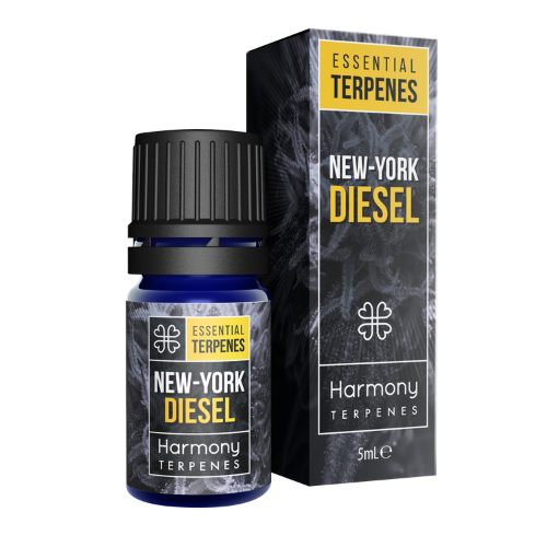 Terpènes - NY Diesel 5ml - Hashtag CBD Products