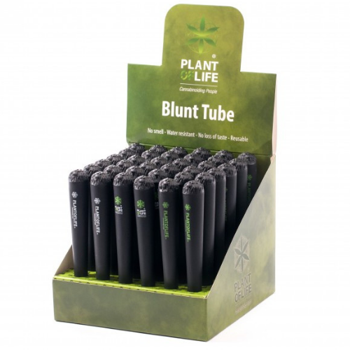 Tube noir - Hashtag CBD Products