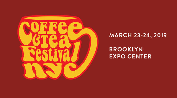 Mansa at Coffee & Tea Festival NYC on March 23-24, 2019. Visit us in Brooklyn, NYC!
