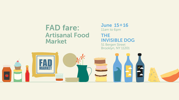 Father's Day at Artisanal Food Market in Brooklyn