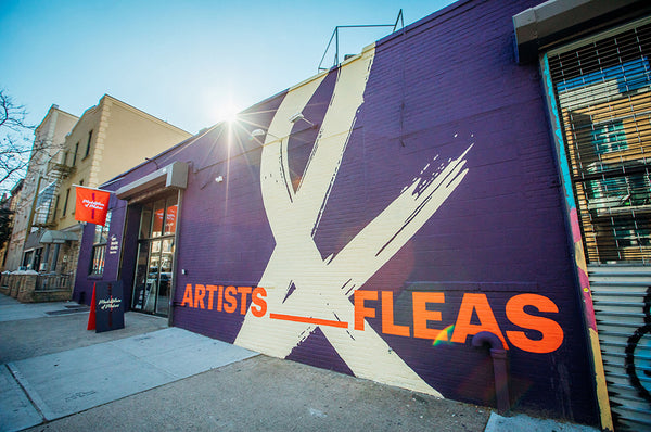 Artists & Fleas in Williamsburg | Mansa Tea pop-up