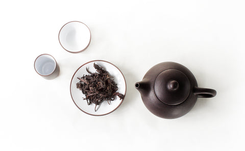 Mansa Tea | Gongfu Brewing using Claypot