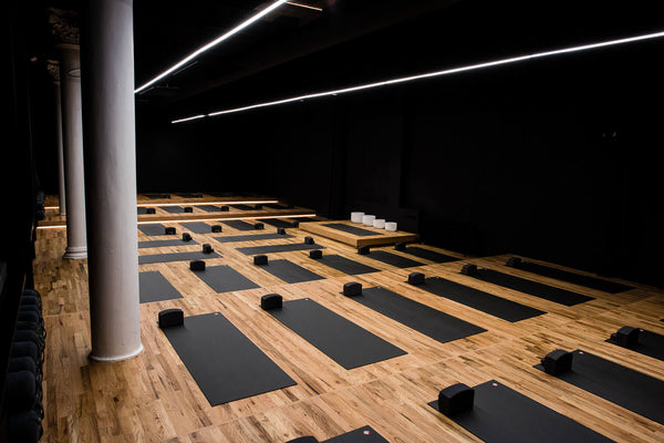 Humming Puppy NYC | Yoga Space