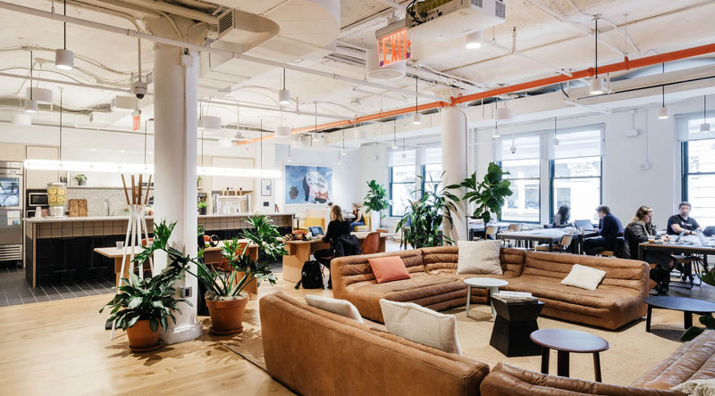WeWork 18 West 18th St Space