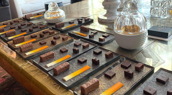 Mansa Tea Chocolate Pairing Workshop