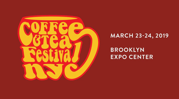 Coffee & Tea Festival NYC with Mansa Tea