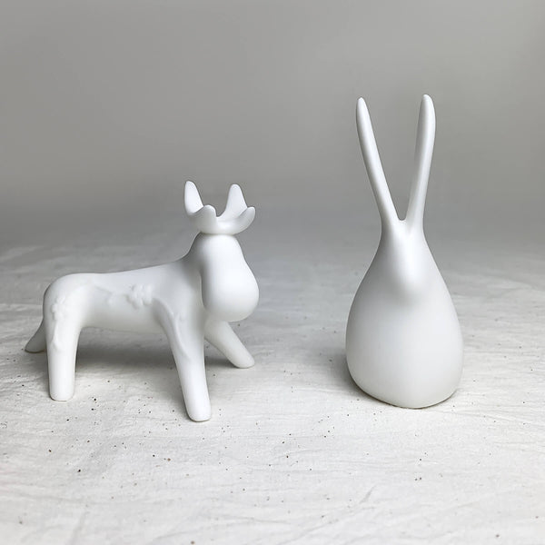 Modern Chic Porcelain Tea Pets
