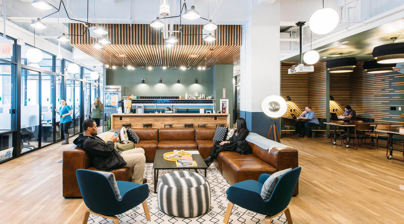 WeWork Fifth Avenue Space