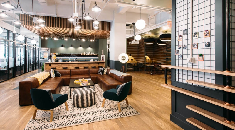 WeWork Fifth Avenue Area