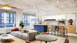 WeWork Chelsea Kitchen