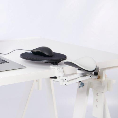 ERGO FOREARM SUPPORT WITH MOUSE PLATFORM