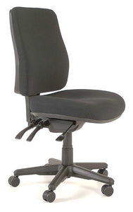 ERGO CHAIR  ROMA HB BLACK