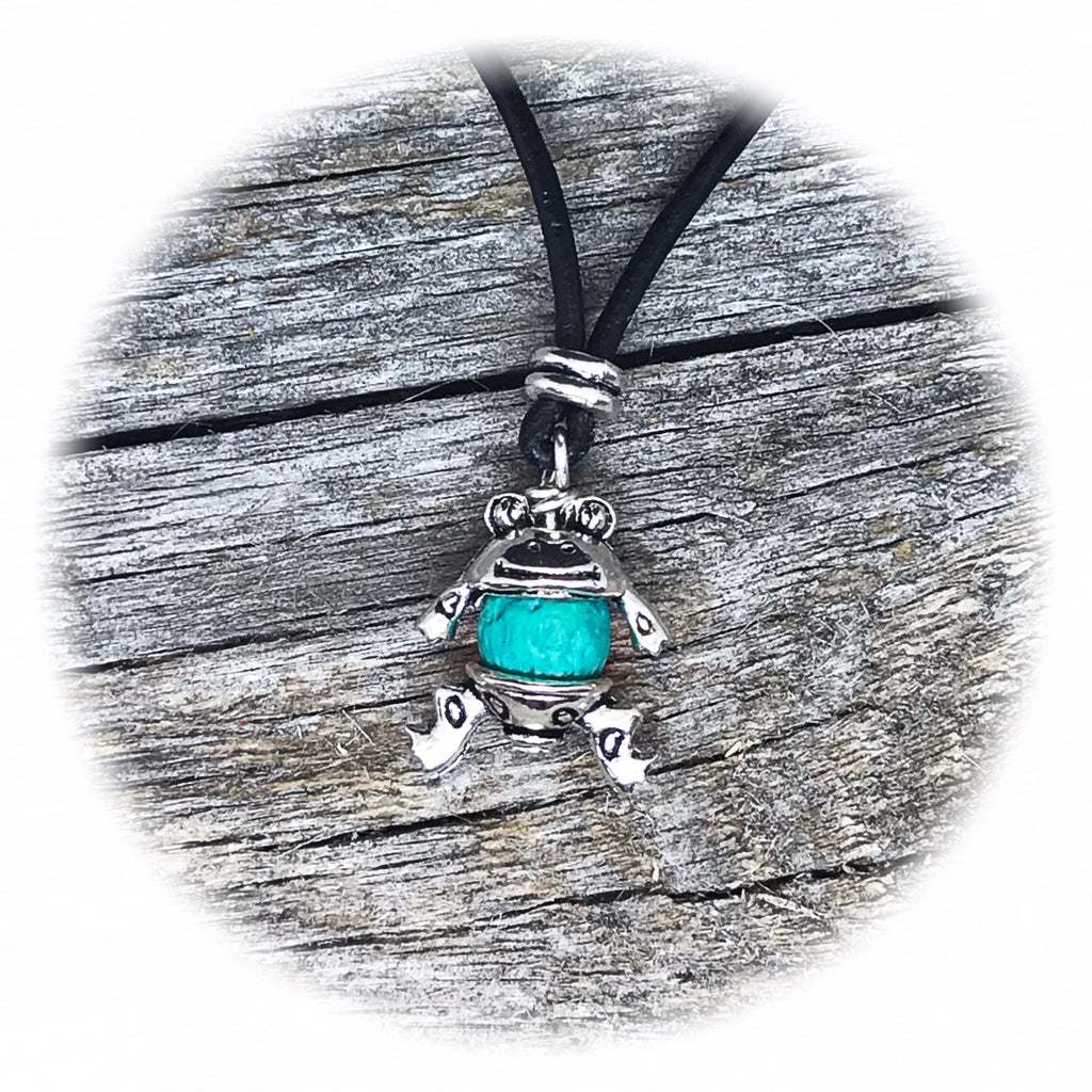 Leap Frog Turquoise