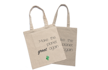 Load image into Gallery viewer, Make the planet great again - Tote bag