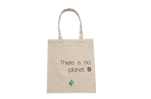 Load image into Gallery viewer, There is no planet B - Tote bag