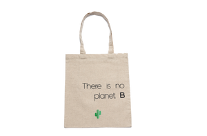 There is no planet B - Tote bag