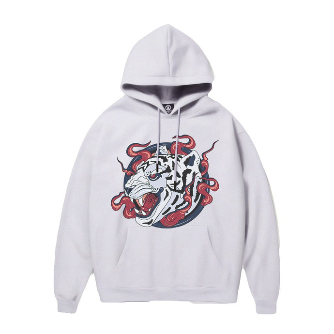 Wild Cat  Hooded Sweatshirt - modfet.com