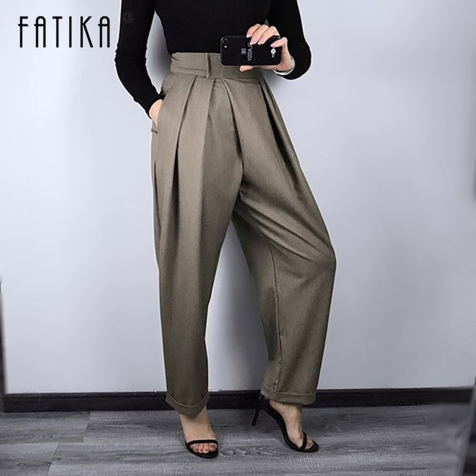 Full ladies pant