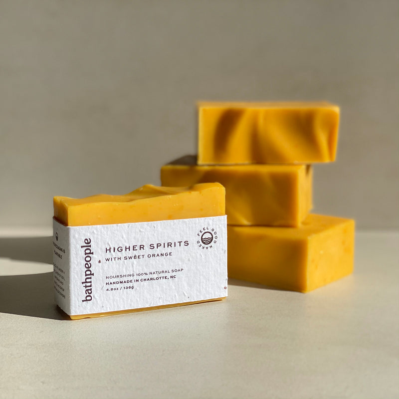Higher Spirits Soap