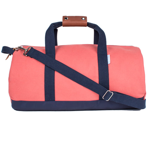 "Sockeye ""Work Hard, Play Hard"" Duffel"