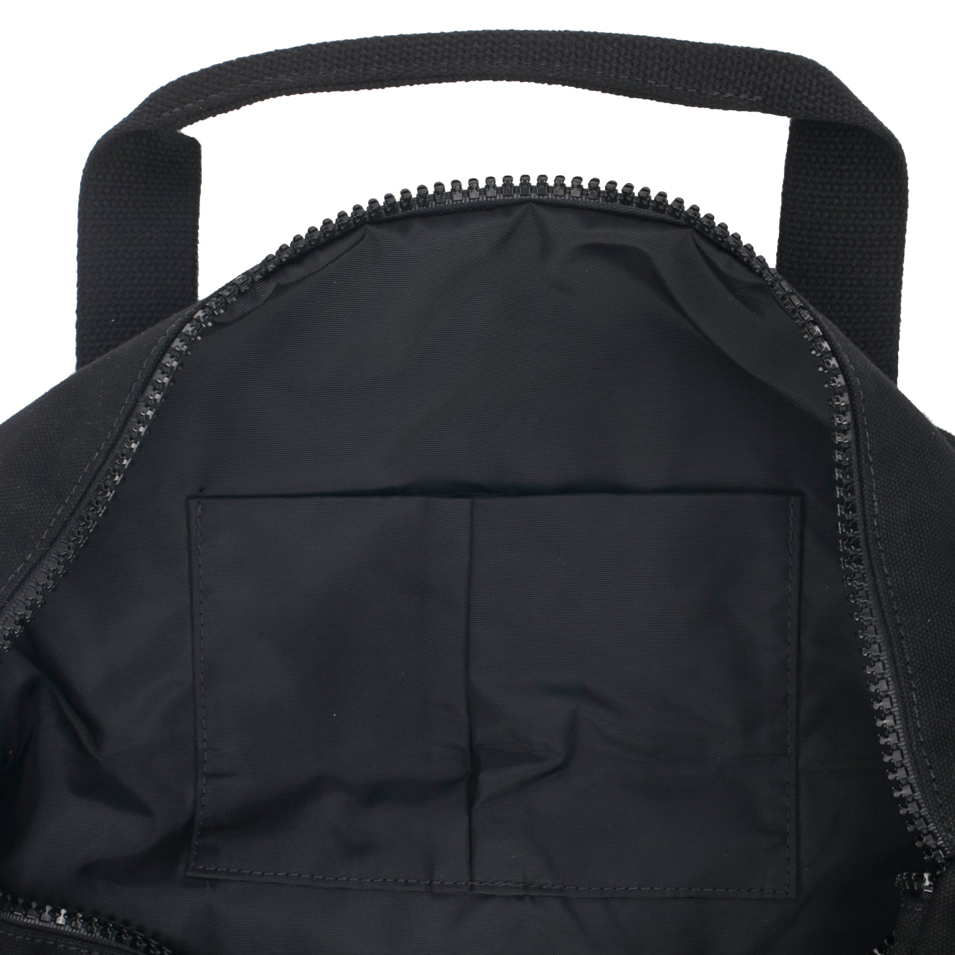 Men's Black Gym Duffel Bag