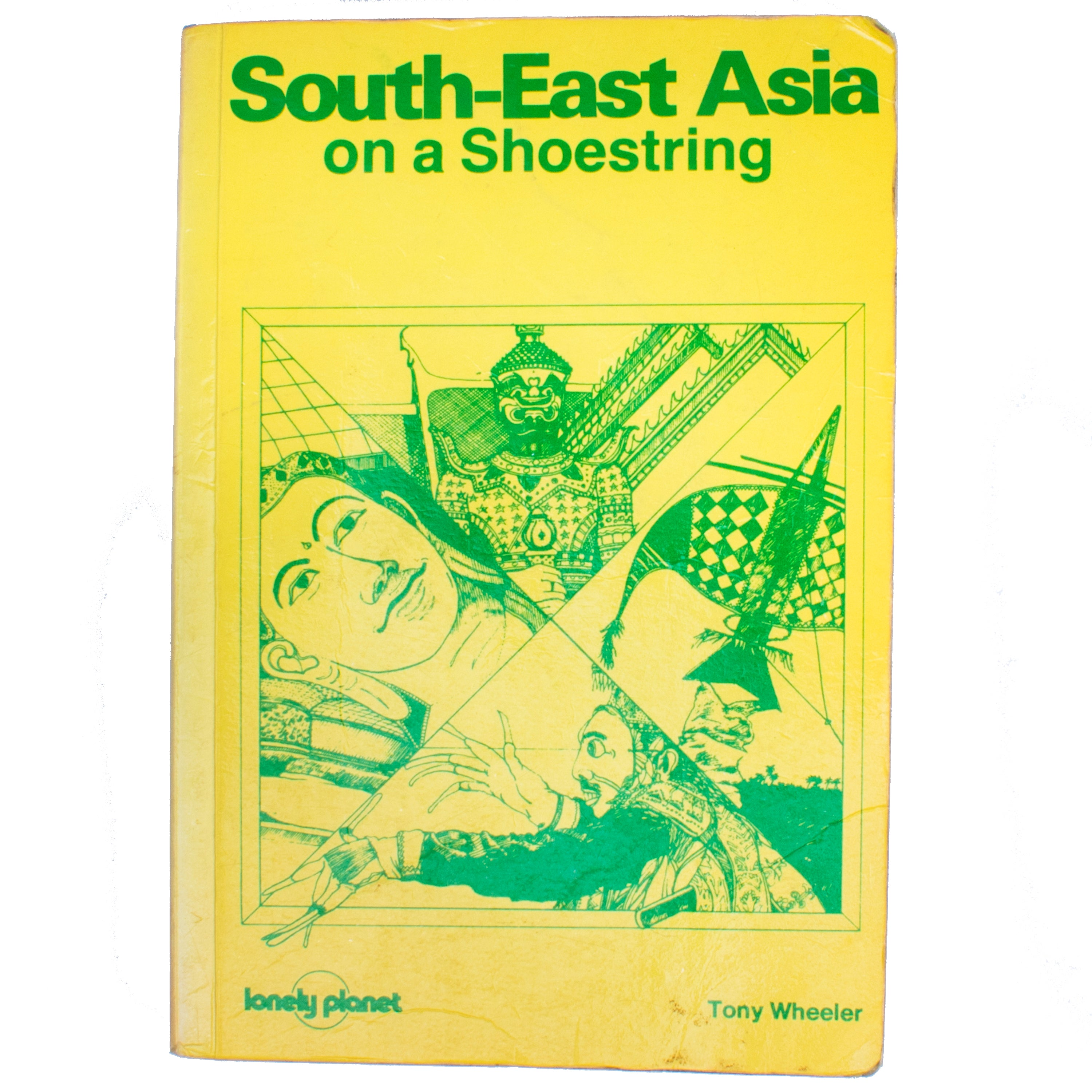 Southeast Asia on a Shoestring, 1982