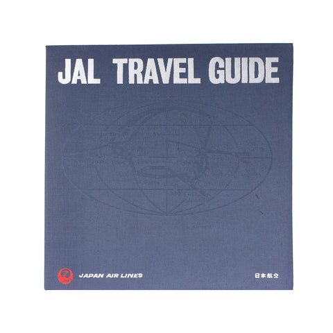 Japan Airlines Travel Guide, 1966