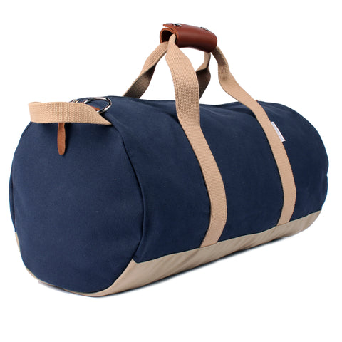 "Midnight Navy ""Work Hard, Play Hard"" Duffel"