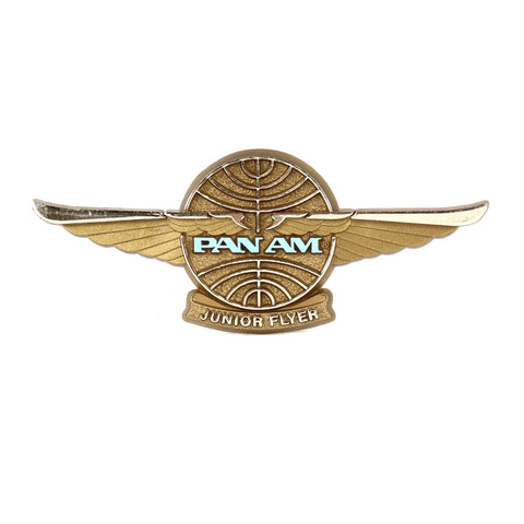 PanAm Junior Flyer Wings