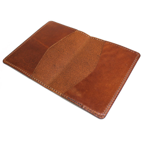 Passport Wallet - Whiskey