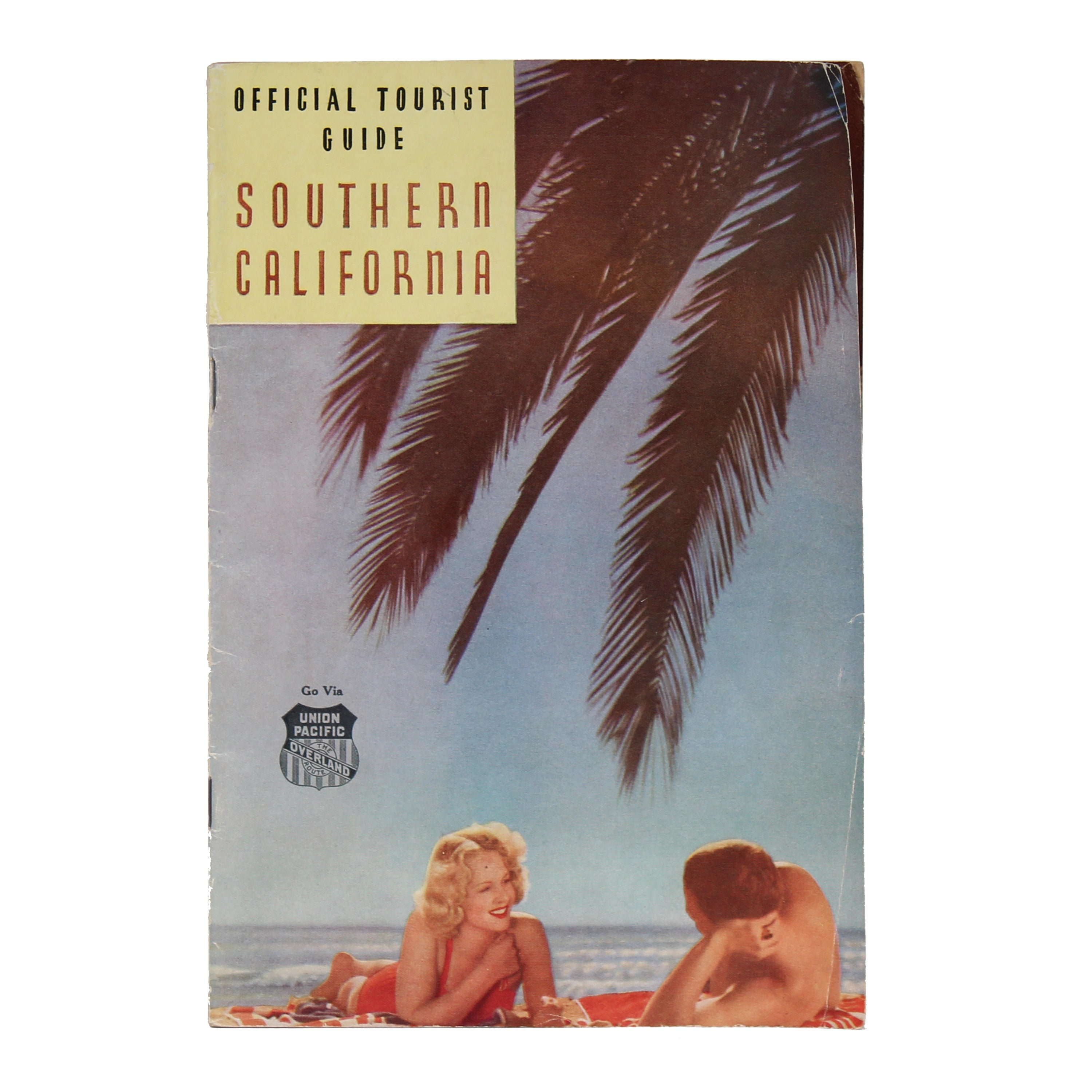 Official Tourist Guide to Southern California, 1937