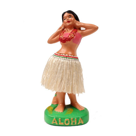 vintage Hawaii Hula girl