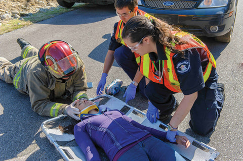 Emergency Medical Responder Recertification