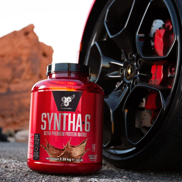 SYNTHA-6 WHEY PROTEIN  2.26KG (48 Servings)