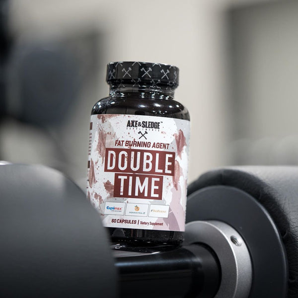 DOUBLE TIME (FAT BURNER) AXE N SLEDGE