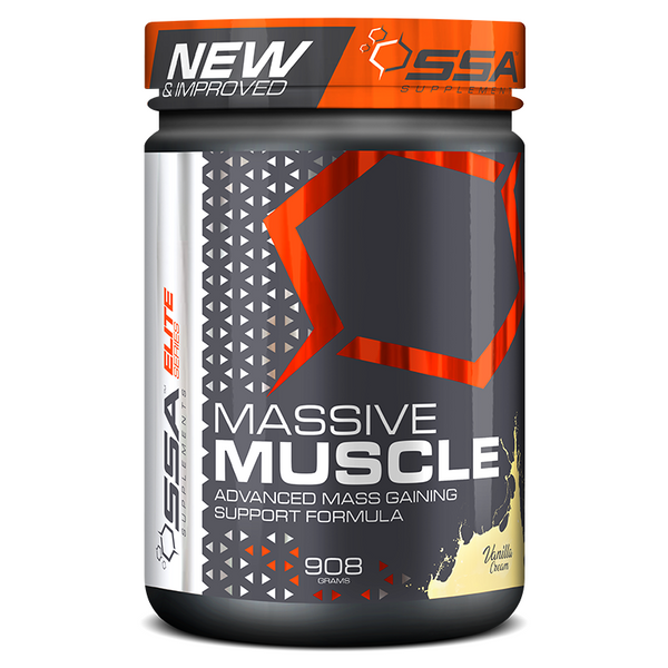 Massive Muscle Whey