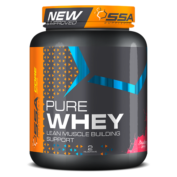 SSA Pure Whey