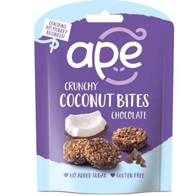 Ape Snacks Coconut Bites 10 x 26g