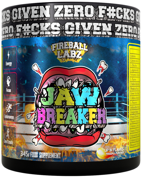 Jaw Breaker by Fireball Labz