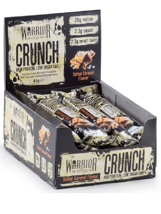 Warrior Crunch Bar (box)