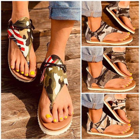 Women's Rated Comfy Flip-Flop sandals
