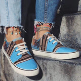 Classic Cultural Low Top Sneakers
