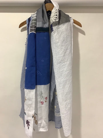 Patchwork Scarf - Design 9